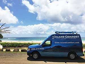 Air Conditioning Installation by Island Comfort
