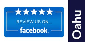 Oahu Location Facebook Review Button